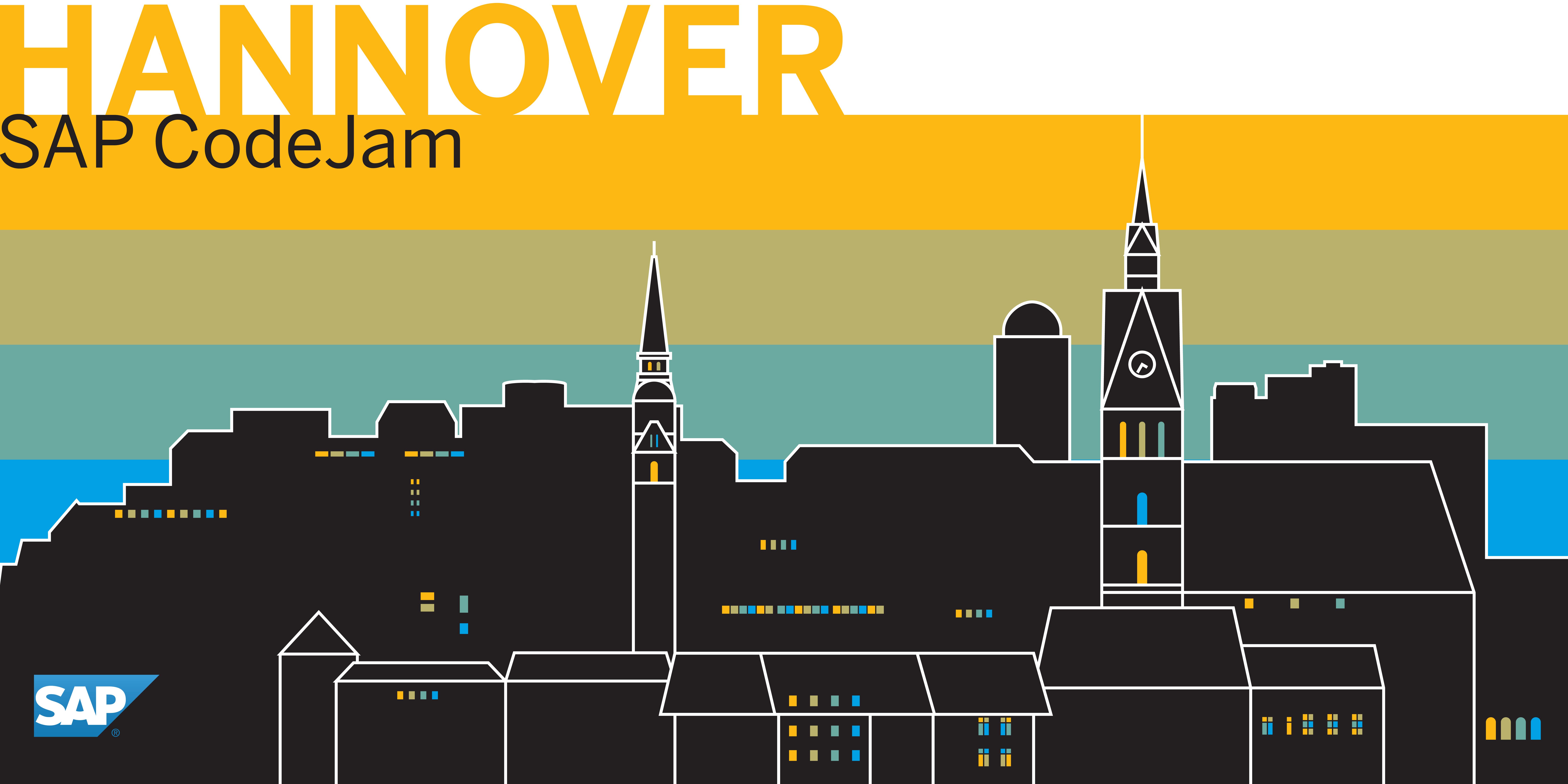 SAP CodeJam Hannover