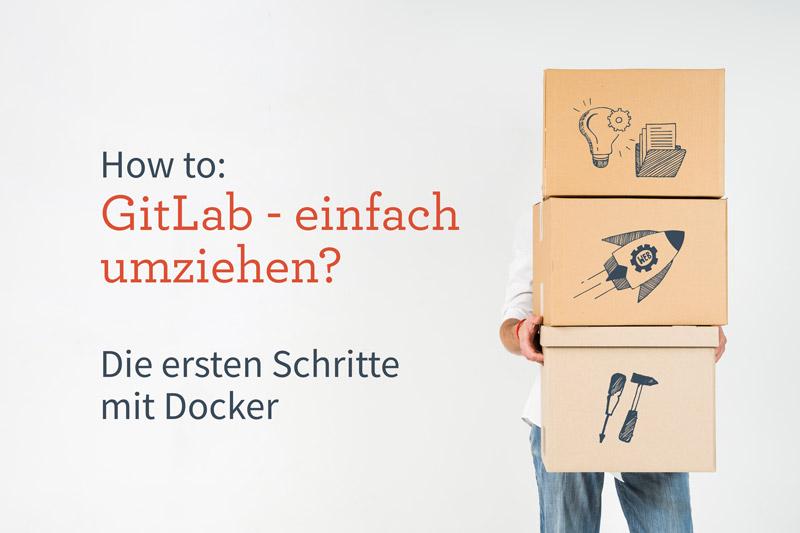 GitLab Migrationsanleitung