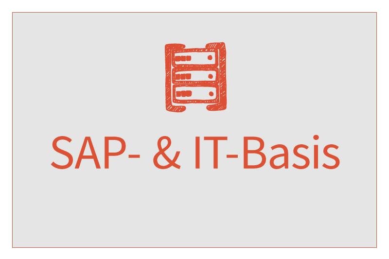SAP & IT-Basis