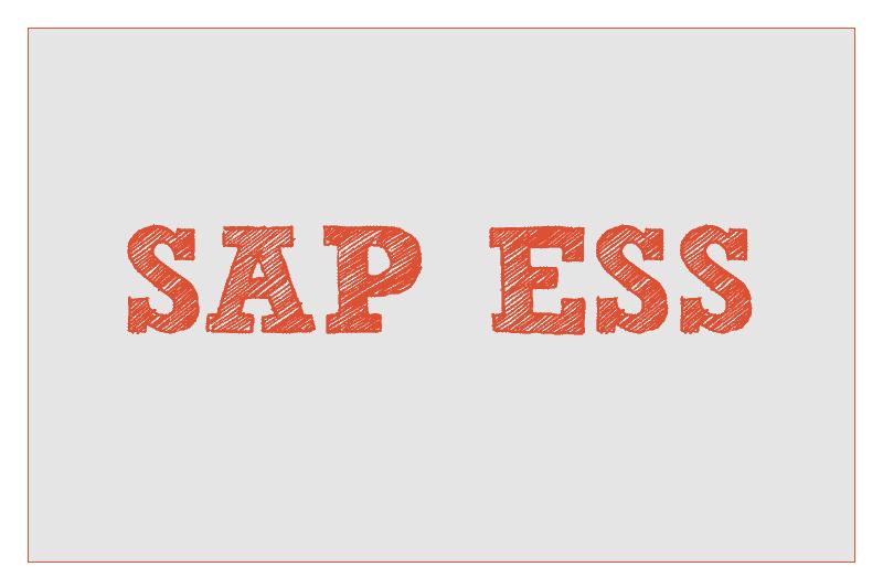 SAP ESS