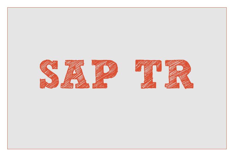 SAP TR