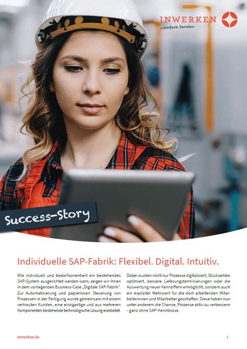 Success-Story Individuelle SAP Fabrik