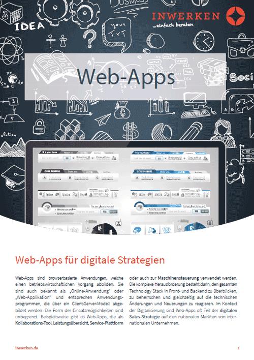 Web-Apps digitale Strategien