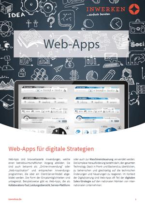 Web-Apps: Online-Anwendungen Prozessdigitalisierung