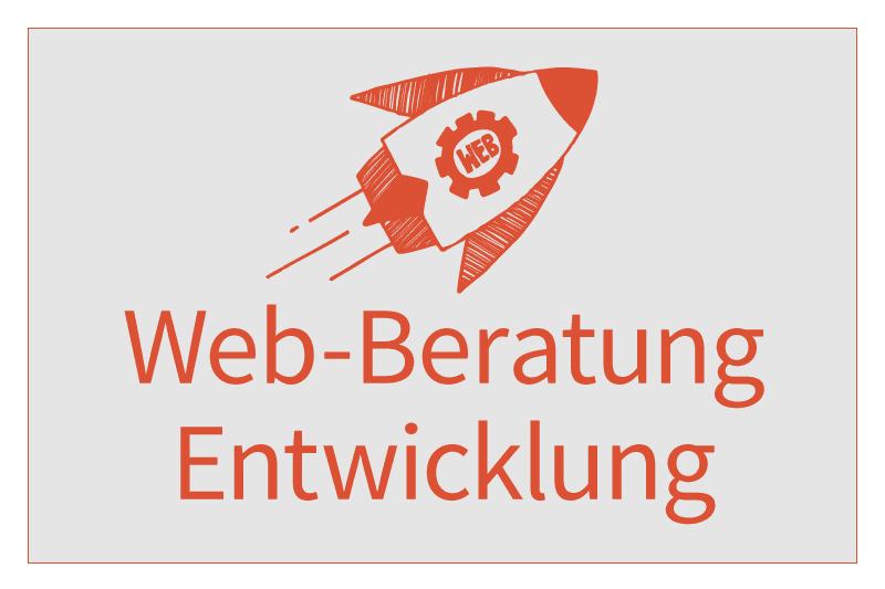 Web-Beratung und Entwicklung