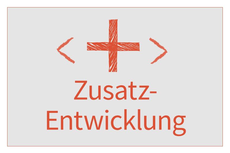 Zusatzentwicklung AddOns