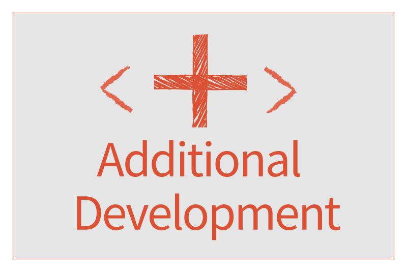 Additional development - AddOns