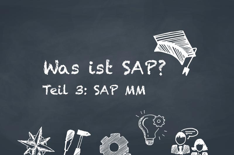 Was ist SAP MM