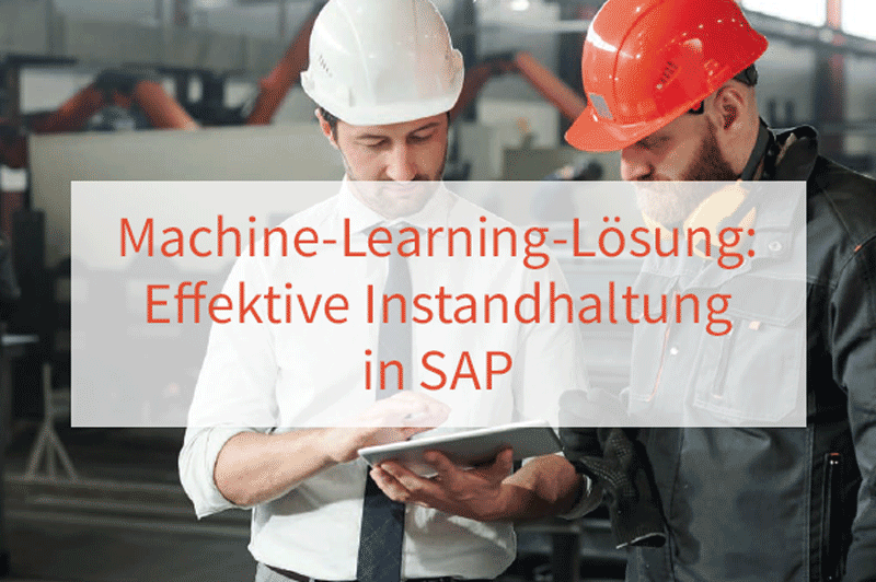 Machine-Learning-Lösung in SAP