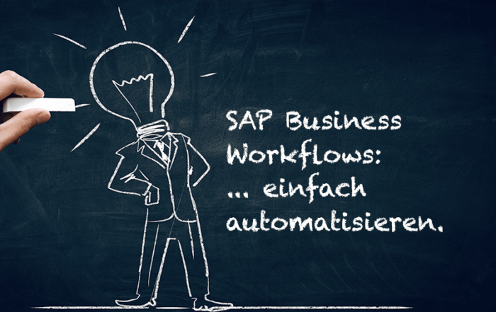 Business Workflows SAP automatisieren